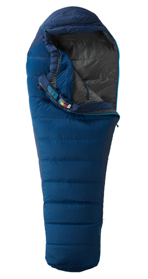 Marmot Scandium - Sac de couchage - long bleu